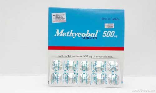 Tìm hiểu công dụng của thuốc Mecobalamin