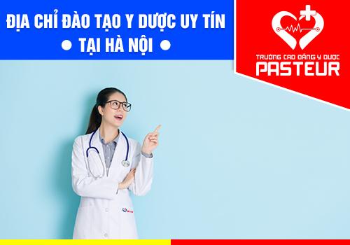 Trường Cao đẳng Y Dược Pasteur tuyển sinh đào tạo Cao đẳng Y Dược
