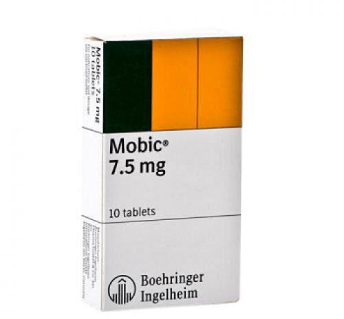 Thuốc Mobic 7.5mg có thể tương tác với thuốc nào?