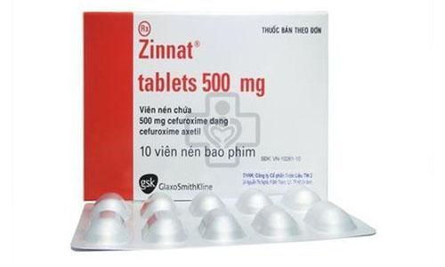 Dược sĩ hướng dẫn cụ thể liều dùng và cách sử dụng của thuốc Zinnat 500mg