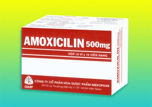 Khi sử dụng thuốc Amoxicillin thì người bệnh cần lưu ý điều gì?