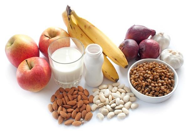 Sử dụng thuốc kháng sinh không nên dùng cùng lúc các thực phẩm chứa Prebiotic