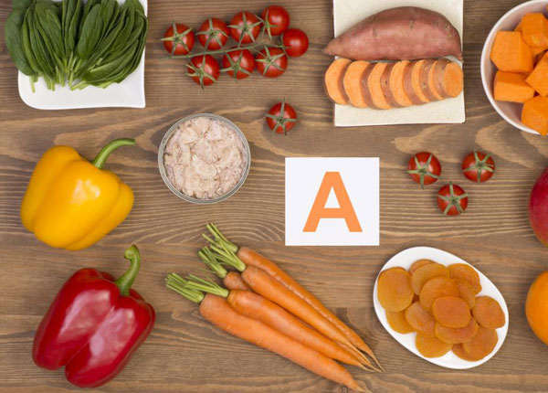 Vitamin A giúp tăng cường miễn dịch cho cơ thể