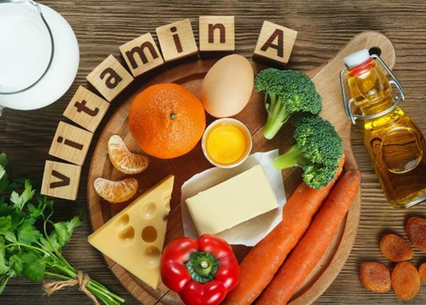 Mọi người nên thường xuyên bổ sung vitamin A cho cơ thể khỏe mạnh