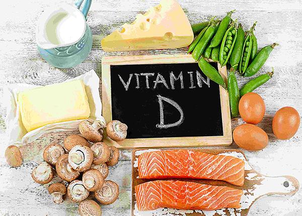 Những thực phẩm cung cấp vitamin D tốt cho sức khỏe