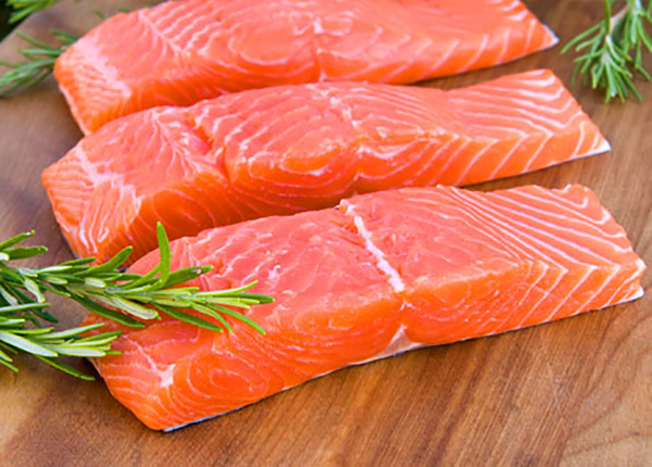 Cá Hồi cung cấp vitamin D tốt cho cơ thể bạn
