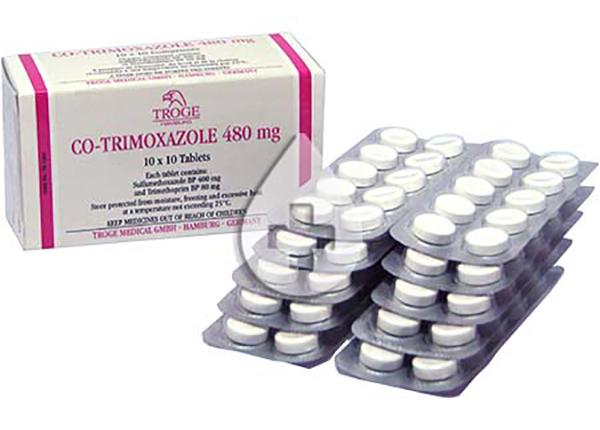Tác dụng của Co-trimoxazol như thế nào?