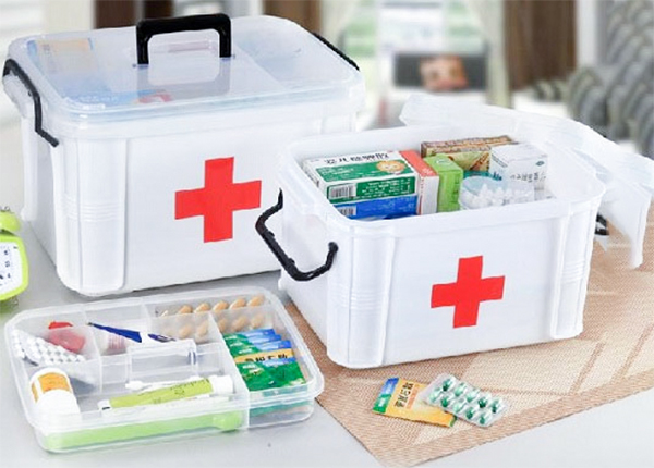 Bạn cần chuẩn bị những gì cho Tủ thuốc ngày tết?