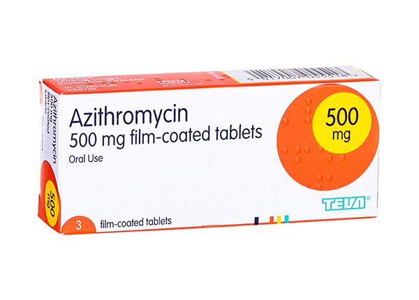 Azithromycinlà thuốc dành cho những trường hợp nào?