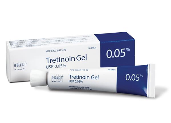 Tretinoin là loại thuốc điều trị mụn trứng cá hiệu quả