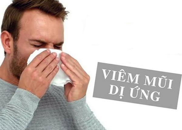 Viêm mũi dị ứng là một bệnh lý về đường hô hấp xuất hiện rất phổ biến